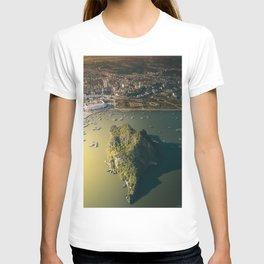 Last light of Ha Long Bay, Vietnam. T-shirt
