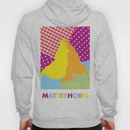 Matterhorn colorpower Hoody