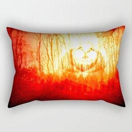 1 Thessalonians 4:17 Rectangular Pillow