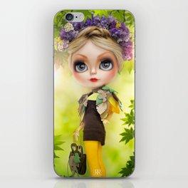 Erregiro Blythe Custom Doll SPRING TIME iPhone Skin