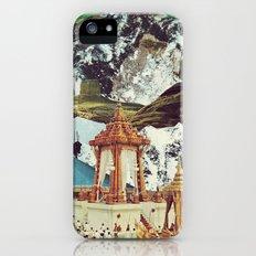 earth iPhone (5, 5s) Slim Case