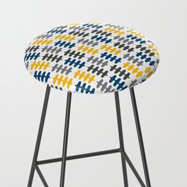 Joy collection - Yellow leaves Bar Stool