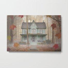 OFF ROAD HOUSE Metal Print