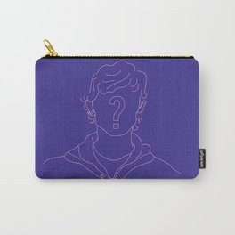 Hot butch or ugly teenage boy? Carry-All Pouch