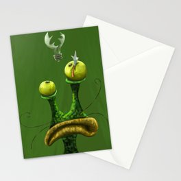 Powerful Idea Stationery Cards