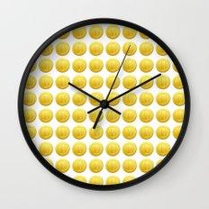 Mario Coins x150 Wall Clock