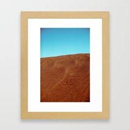Trappist-1c Framed Art Print
