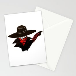The Shadow Stationery Cards