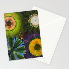 Counterhypothesis Harmony Flowers  ID:16165-102147-41840 Stationery Cards