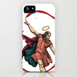 The dance of eternity iPhone Case