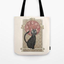 Lune Noire (Luna Sailor Moon) Tote Bag