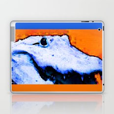 Gator Art - Swampy - Florida - Sharon Cummings Laptop & iPad Skin