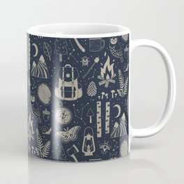 Into the Woods: Stargazing Coffee Mug