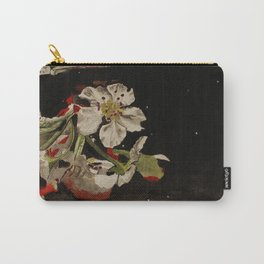 Flowers Drowning series - Blossum Carry-All Pouch