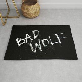 Doctor Who Bad Wolf Rug