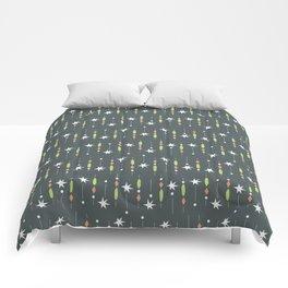 twinkle twinkle little snow Comforters