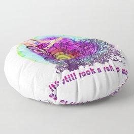 Rock It! Floor Pillow