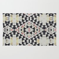 navajo Area & Throw Rugs featuring navajo by spinL