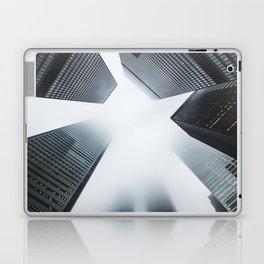 Hyper Fog - New York City Laptop & iPad Skin