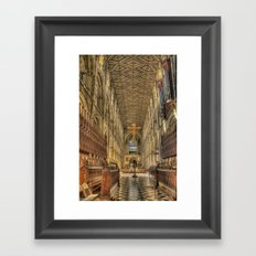 Cathedral Beauty Framed Art Print