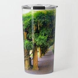 Garden Pergola Travel Mug