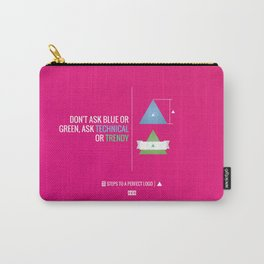 Perfect Logo Series (9 of 11) Carry-All Pouch
