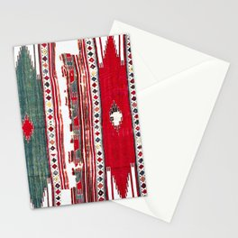 Isparta  Antique Turkish Kilim Stationery Cards