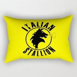 Rocky - Italian Stallion  Rectangular Pillow