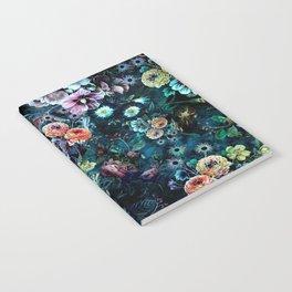 Night Garden Notebook