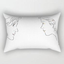 Whouffle Rectangular Pillow
