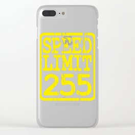 Simple tee design made exactly for you! Grab yours now! Makes a nice gift for everyone! Clear iPhone Case