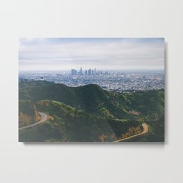 Griffith Park Metal Print