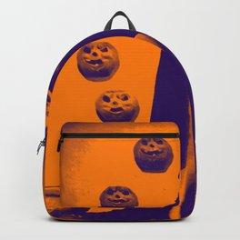 pumpkin pin up Backpack