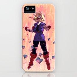 Built for Battle Version 2 iPhone Case