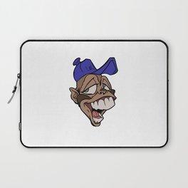 Crazy Monkey 2 Laptop Sleeve