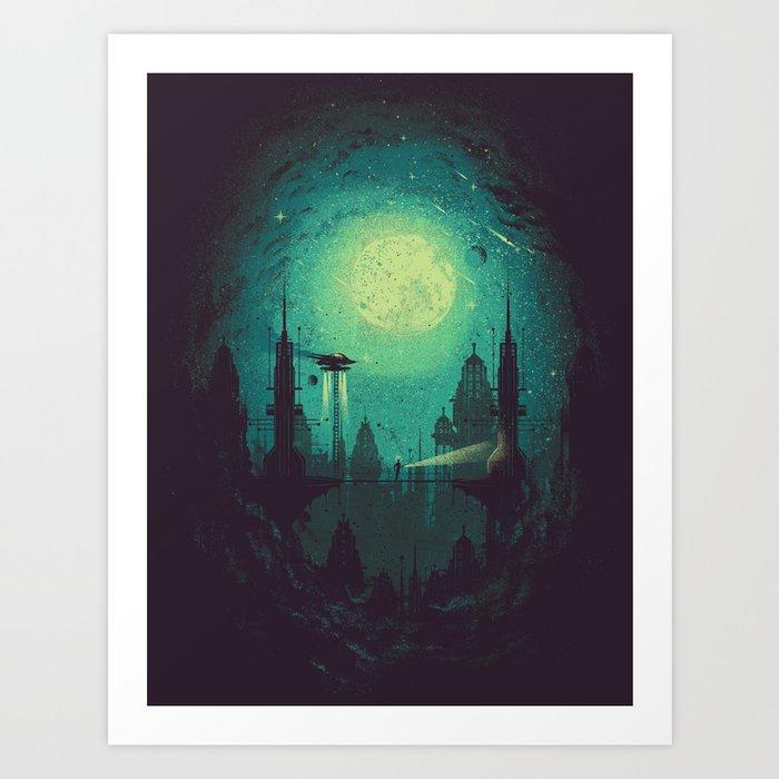 3012 Art Print