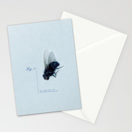 personal flys Stationery Cards