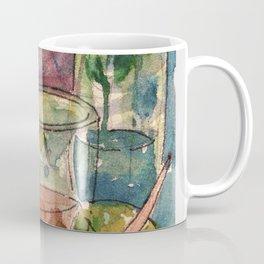 Flowers and paints.. Coffee Mug