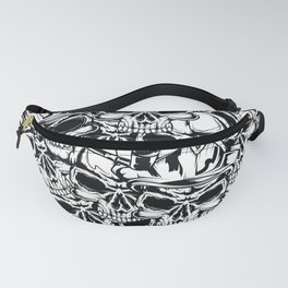 Pirate - Black - Pirate Fanny Pack