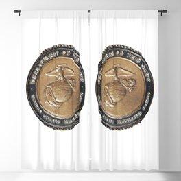 United States Marine Corps Blackout Curtain