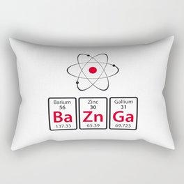 BaZnGa! Rectangular Pillow