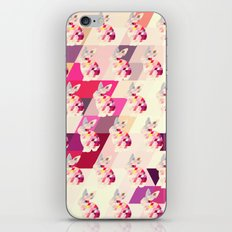 Bunny Pattern iPhone Skin