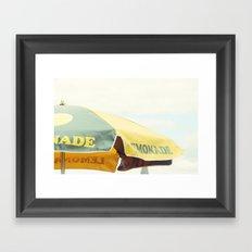 ~ Lemonade ~ Framed Art Print