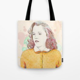 Lorraine Baines - Secondary character? Never! Tote Bag