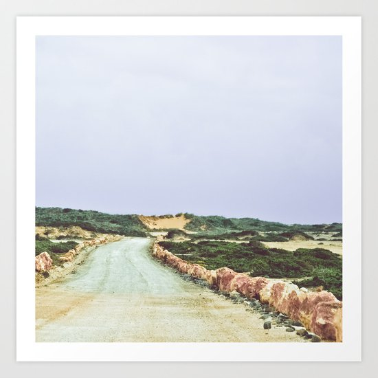 Algarve, Portugal Art Print