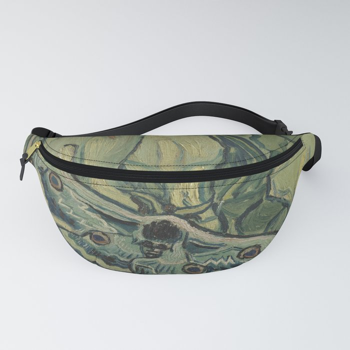 Giant Peacock Moth Fanny Pack