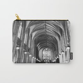 The Duke Chapel Carry-All Pouch