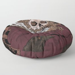 Ruiner Floor Pillow