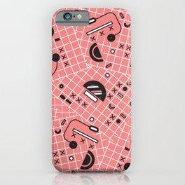 Millennial Memphis iPhone Case