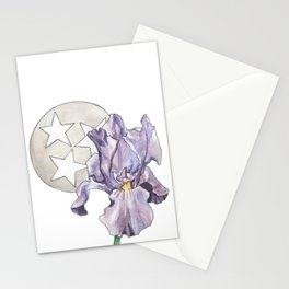 Tennessee Iris Stationery Cards